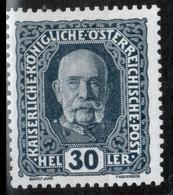 Autriche, Y & T N°151 Neuf **, MNH, Sans Trace De Charnière - Unused Stamps