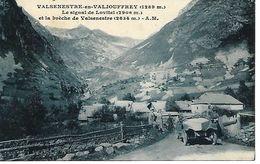 Carte Postale - CPA ISERE - VALSENESTRE EN VALJOUFFREY (1289 M.) - Le Signal De Lovitel (2906 M.). - Other Municipalities