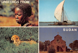 SUDAN   36-0205 - Sudan