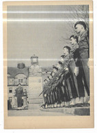 Première Armée Française Ecole De Cadres à Rouffach, Mars 1945 - Weltkrieg 1939-45