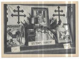 Première Armée Française Vitrine à Colmar, Février 1945 - Weltkrieg 1939-45