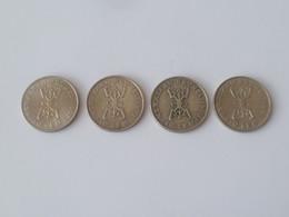 Vintage ! 1 Pc. 10 Sen/ Cent Coin -1967,1970,1980 Or 1981 (#140-B) - Brunei