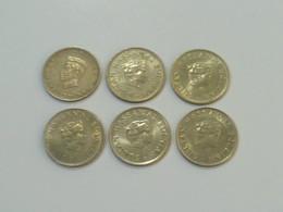 Vintage !  1 Pc. Sultan Bolkiah 5 Sen/ Cent Coin -1967,1978,1984,1985 Or 1988 (#140-D) - Brunei