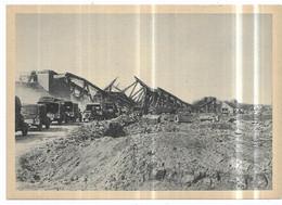 Première Armée Française Les Abords Du Pont De Maimiliansau - Weltkrieg 1939-45