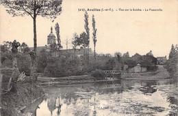 35 - AVAILLES - Vue Sur La Seiche - La Passerelle. - Sin Clasificación
