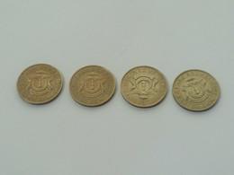 Vintage ! 1 Pc. 50 Sen/ Cent Coin -1970,1971,1980 Or 1982 (#140-E) - Brunei