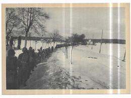 Première Armée Française L' Avance Sur Cernay, Janvier 1945 - Weltkrieg 1939-45