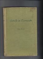 Livre   Bataille De Normandie  Departements - 61  27 - 14 -76 Par Rene Herval 384 Pages Annee 1947 - History
