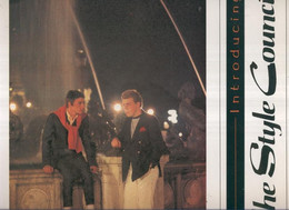 DISCO LP: THE STYLE COUNCIL Introducing - Unclassified