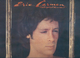 DISCO LP: ERIC CARMEN Boats Against The Current - Unclassified