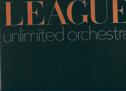 DISCO LP: THE LEAGUE UNLIMITED ORCHESTRA Love And Dancing - Unclassified