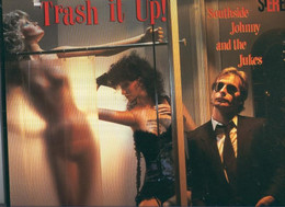 DISCO LP: SOUTHSIDE JOHNNY AND THE JUKES Trash It Up - Unclassified