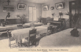76 - BIHOREL - Institution Saint Victrice - Salle à Manger (Réfectoire) - Bihorel