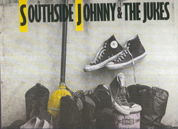DISCO LP: SOUTHSIDE JOHNNY AND THE JUKES At Least We Got Shoes - Unclassified