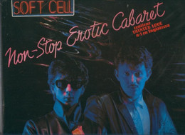 DISCO LP: SOFT CELL Non-Stop Erotic Cabaret - Unclassified