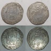 Rijderschelling 1686 NOORDELIJKE NEDERLANDEN (NETHERLANDS) - REPUBLIEK, 1581-1795 - OVERIJSSEL - STAD ZWOLLE - [ 1] …-1795 : Période Ancienne
