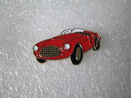 PIN'S    FERRARI   BARCHETTA     1950 - Ferrari