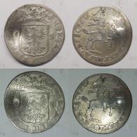 Rijderschelling 1688 NOORDELIJKE NEDERLANDEN (NETHERLANDS) - REPUBLIEK, 1581-1795  OVERIJSSEL  DEVENTER - [ 1] …-1795 : Période Ancienne
