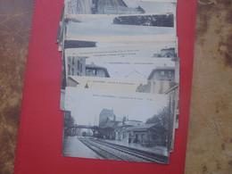 FRANCE 31 CARTES ANCIENNES DONT ANIMATIONS, LA PLUPART CIRCULEES PRIX SYMPA !  (106 Grammes) - 5 - 99 Postcards