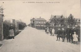 76 - BIHOREL - La Rue De La Ferme - Bihorel