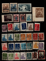 Russia Small Collection 1917-1923 2106.1812 - Zonder Classificatie