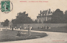 76 - BIHOREL - La Place Et La Villa Coligny - Bihorel