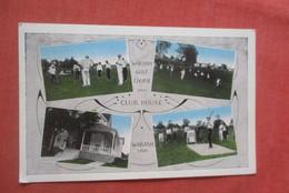 Wabash Golf Course & Club House  Wabash Indiana       Ref  4990 - Golf
