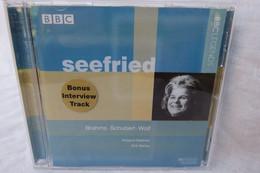 "CD ""Irmgard Seefried"" Brahms, Schubert, Wolf, BBC Legenden - Opere"