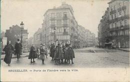 Bruxelles Porte De Flandre - Marktpleinen, Pleinen