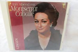 """CD """"Montserrat Caballe"""" Ein Abend Mit Montserrat Caballe - Opere"""