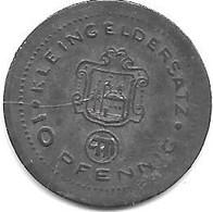 *notgeld  Waldkirchen  Franz Danzer 10 Pfennig ND Fe 13684.2 - Autres