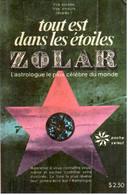 Zolar - Tout Est Dans Les étoiles - Poche Select 27 - 1975 - Esotérisme