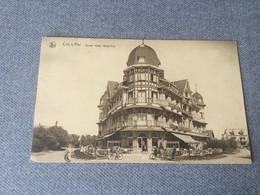 Grand Hotel Belle-Vue - De Haan