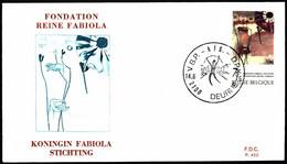 Belgium FDC 1975 Mi 1827 Queen Fabiola Foundation - 1971-80