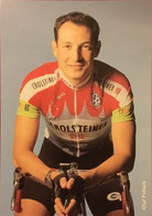 Postcard - Olaf Pollack - Gerolsteiner - 2000 - Ciclismo