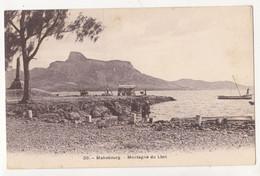 Mauritius Cliché R Halbwachs Mahebourg Montagne Du Lion - Mauricio