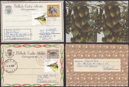Portugal 2002 - Angola Air Letters, Aerogrammes. Queluz, Carriche (Lisboa) 2002. - Covers & Documents