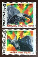 Philippines 1996 Year Of The Ox MNH - Filippijnen