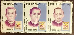Philippines 1996 Independence Centenary Priests MNH - Filippijnen