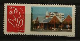 76 - Notre Dame De Gravenchon - TP Lamouche, Grande Vignette Les Halles - Personalizzati