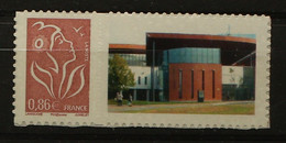 76 - Notre Dame De Gravenchon - TP Lamouche, Grande Vignette La Médiathèque - Personalizzati