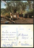 Nigeria Calabar  Man Woman Oil Palm Estate    # 21968 - Nigeria