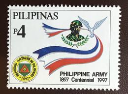 Philippines 1997 Army Anniversary MNH - Filippijnen