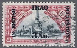 IRAK 1918 British Occupation Yt IQ 31 Hürriyet Anıtı, Monument Of Liberty, Istanbul Bosphorus, Turkey / Used-Hinged - Irak