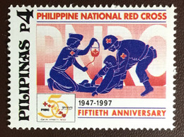 Philippines 1997 Red Cross MNH - Filippijnen