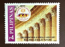 Philippines 1997 Department Of Finance MNH - Filippijnen