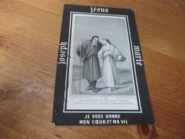 Dp ,1841 - 1874, Ypres/Lille, Swekels - Devotion Images