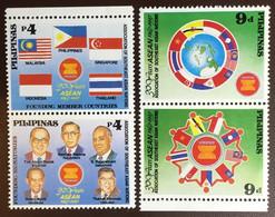 Philippines 1997 ASEAN Anniversary MNH - Filippijnen