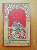 LA PETITE DENISE PAR  C.DUBUISSON - ILLUSTRATIONS DE FERDINANDUS -  RELIURE SIGNEE HENON ET PAUL SOUZE - FIN 19 E - 1801-1900