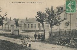 Henrichemont Nouvelle Ecole De Garçons  Edit Trigand - Henrichemont